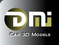 DMI Car 3D Models - Toyota 3d model free